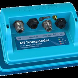VESPER XB-8000 transponder with Wi-Fi