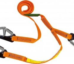 Baltic 3-hook safety line