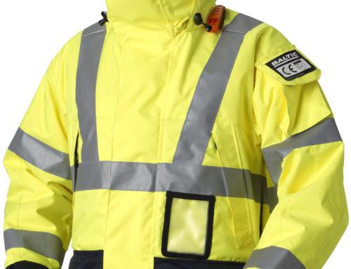Sauvetage de Morges new uniform