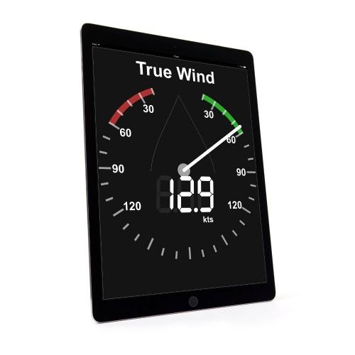 Wireless Wind System Digital Yacht Marine Electronic